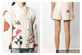 火曜サプライズ】『森星』のジャケットとショートパンツはどこの ...