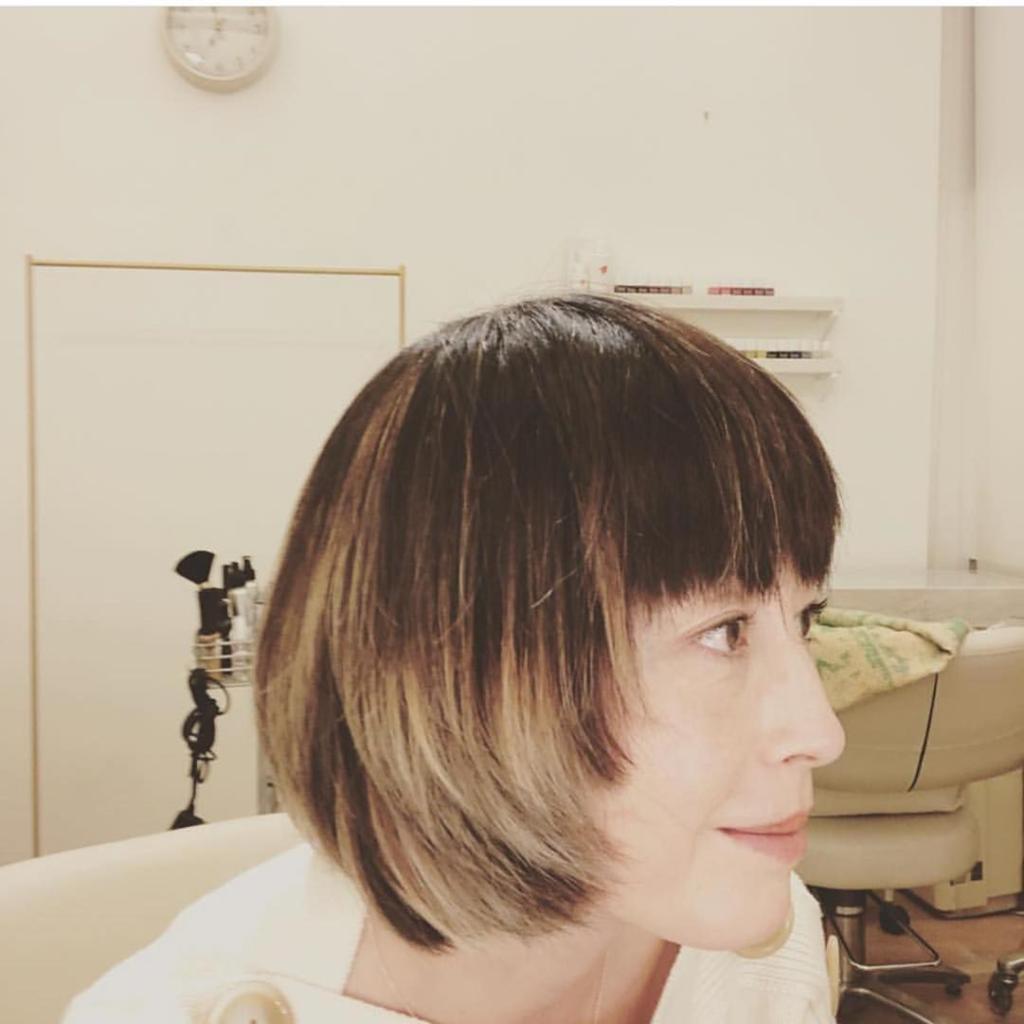 剛 髪型 森田