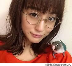 新井恵理那のメガネ姿に「珍しい」「激カワ」 (2019年9月6日) - エキサイトニュース