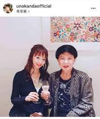 神田うの、「母親で姉」美川憲一と「女子会」報告…2ショットに「おキレイです」 : スポーツ報知